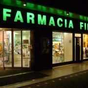 Illuminazione Farmacia